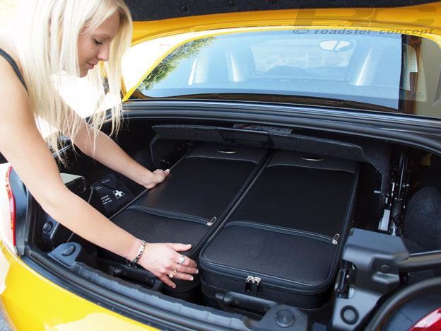Bmw Roadsterbag Koffer Bmw Z3 Bmw Z4 3er Cabrio 4er Cabrio