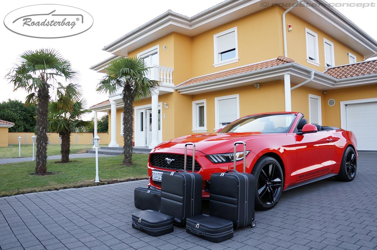 Ford mustang cabrio kofferraum