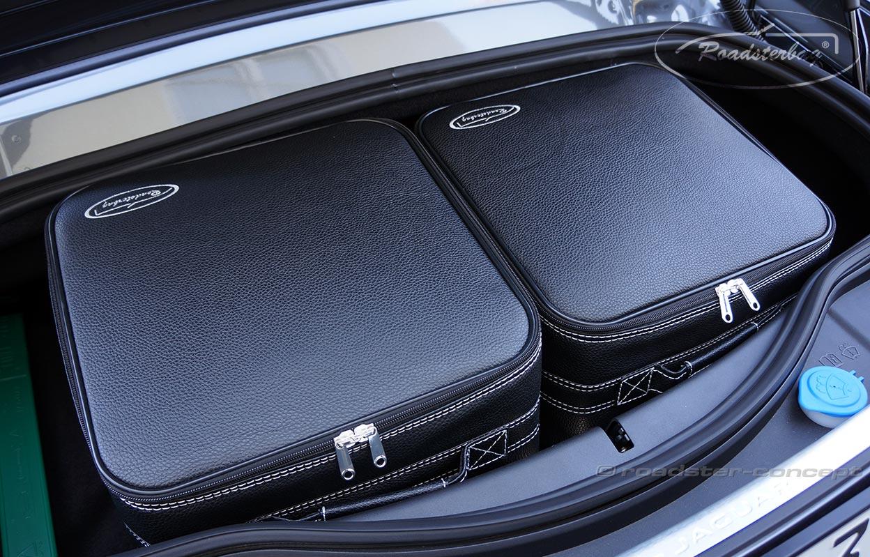 Jaguar F Type S >> Cabrio Roadsterbag Koffer für Jaguar F-Type Cabrio und Coupe
