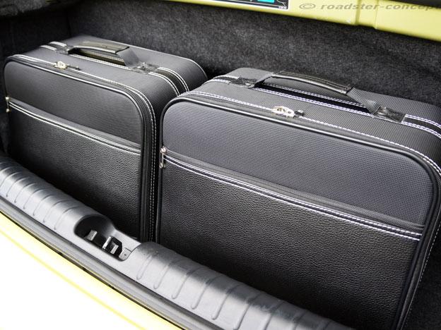 koffer f r saab 9 3 cabrio. Black Bedroom Furniture Sets. Home Design Ideas