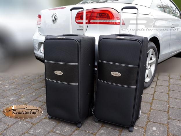 original roadsterbag koffer f r vw eos ebay. Black Bedroom Furniture Sets. Home Design Ideas