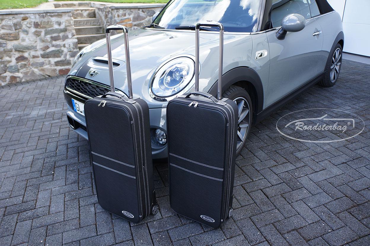 Koffer für MINI Cabrio F57 und F56